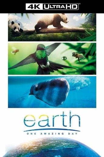 Film Earth: Den na zázračné planetě - 4K [HDR]