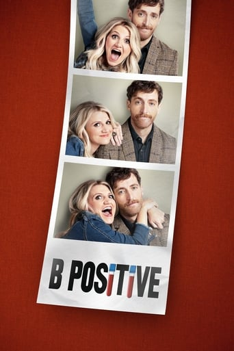 B Positive 1ª Temporada Torrent (2020) Legendado WEB-DL 720p | 1080p – Download