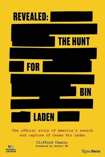 Poster Revealed: The Hunt for Bin Laden