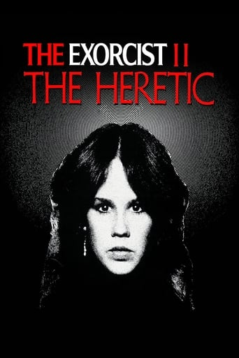 Poster of Exorcist II: The Heretic