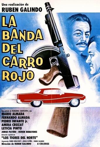 La Banda del Carro Rojo Movie Poster