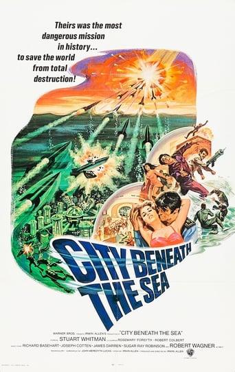 Poster of La ciudad bajo el agua