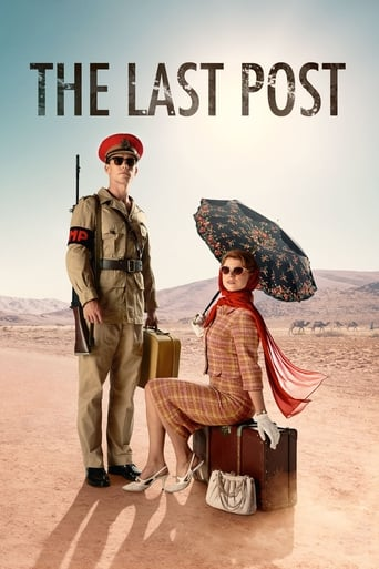 Capitulos de: The Last Post