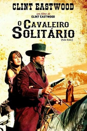 O Cavaleiro Solitário - Poster