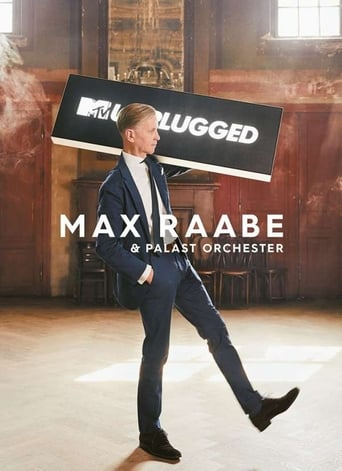 Max Raabe & Palast Orchester - MTV Unplugged - Musik / 2019 / ab 0 Jahre