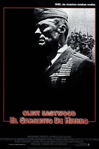 Poster of El sargento de hierro
