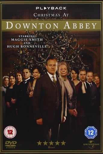 Poster of Christmas at Downton Abbey