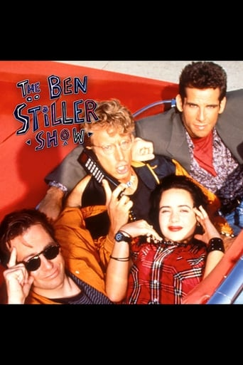 Poster of The Ben Stiller Show