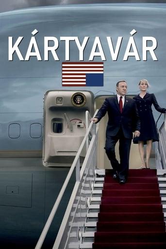 Poster of Kártyavár
