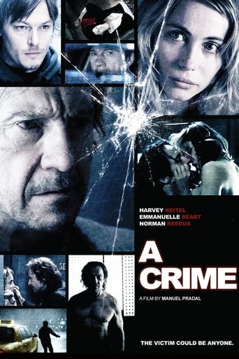Poster of A Crime fragman