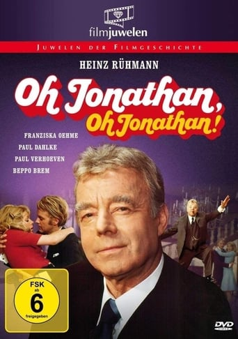 Oh Jonathan - oh Jonathan!