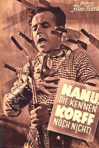 Poster of Nanu, Sie kennen Korff noch nicht?