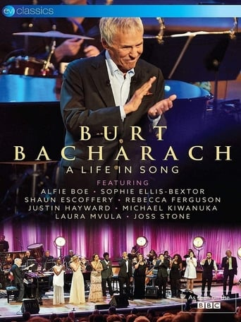 Poster of Burt Bacharach - A Life in Song