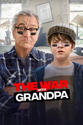 Watch War with Grandpa Online Free in HD
