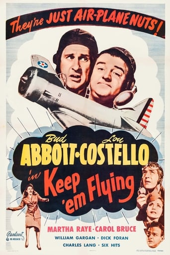 Poster of Keep 'Em Flying