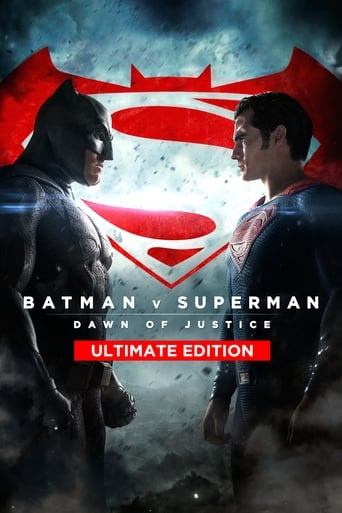 Poster of Batman v Superman: Dawn of Justice (Ultimate Edition)