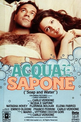 Poster of Soap and Water
