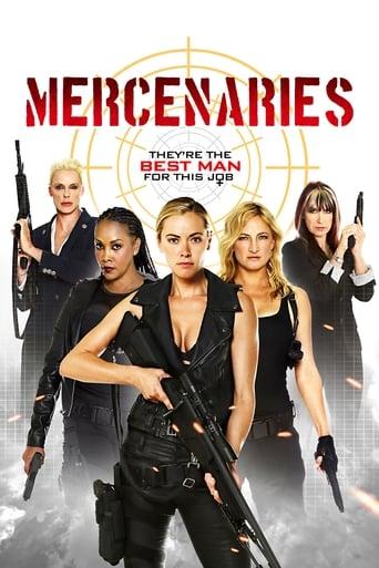 Mercenaries (2014) - poster