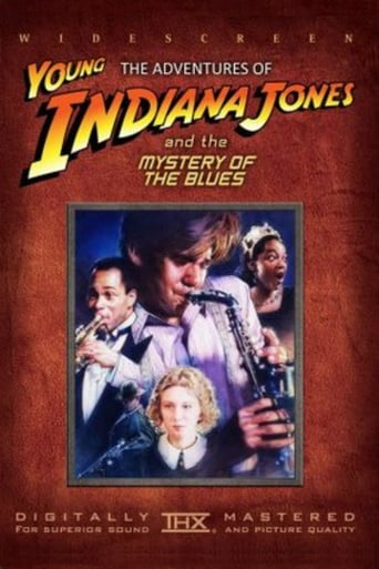 Poster of The Adventures of Young Indiana Jones: Mystery of the Blues