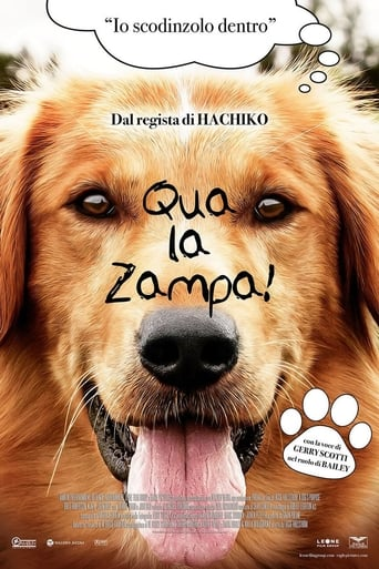 Cartoni animati Qua la zampa! - A Dog's Purpose