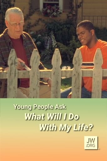 Young People Ask: What Will I Do With My Life?