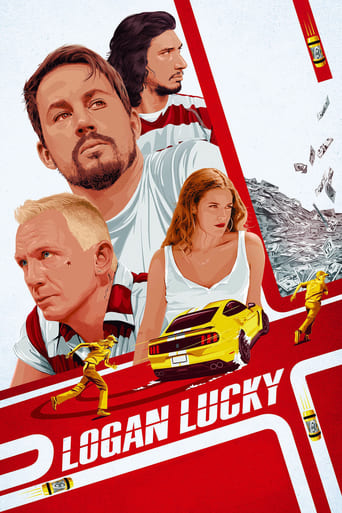 Poster of Logan Lucky fragman