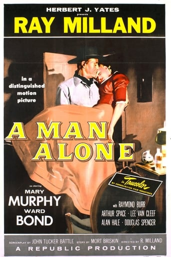 Poster of A Man Alone