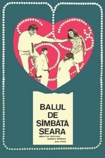 Poster of Balul de sîmbătă seara