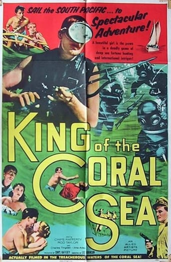 Poster of King of the Coral Sea