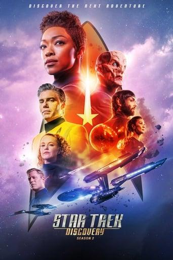Poster de Star Trek: Discovery S02E07