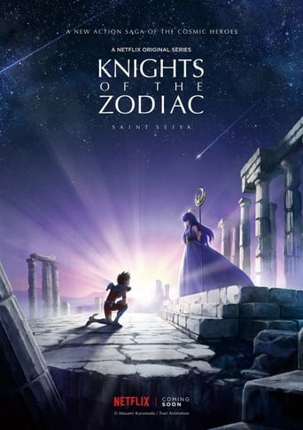 The Saint Seiya: Knights of the Zodiac (2019) movie poster image