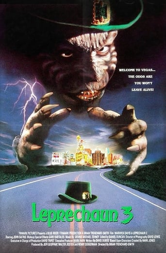 Poster of Leprechaun 3