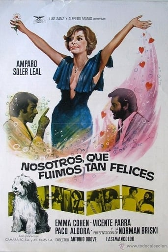 Poster of Nosotros que fuimos tan felices