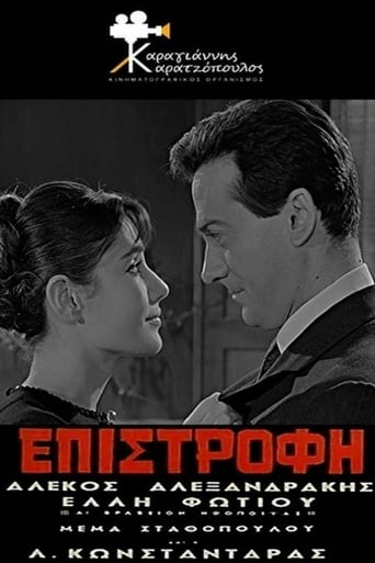 Poster of Επιστροφή