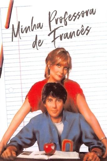 Minha Professora de Francês - Poster