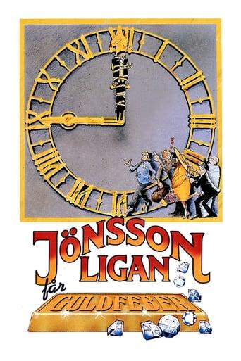 The Jönsson Gang Gets Gold Fever
