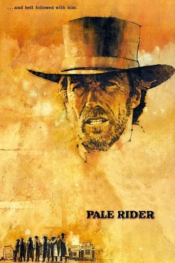 Pale Rider poster