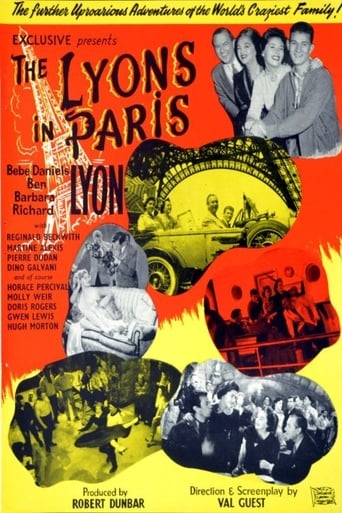 Poster of The Lyons in Paris