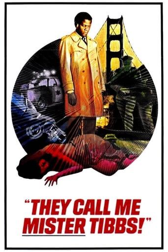 Poster of Ahora me llaman Mr. Tibbs
