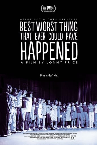 Poster of Best Worst Thing That Ever Could Have Happened...