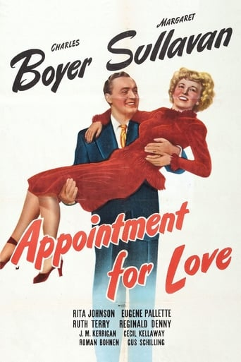 Poster of Appointment for Love