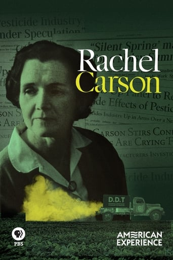 Poster of American Experience: Rachel Carson
