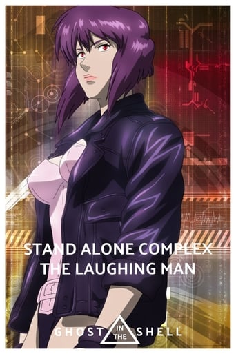 Poster of Ghost in the Shell: Stand Alone Complex - The Laughing Man