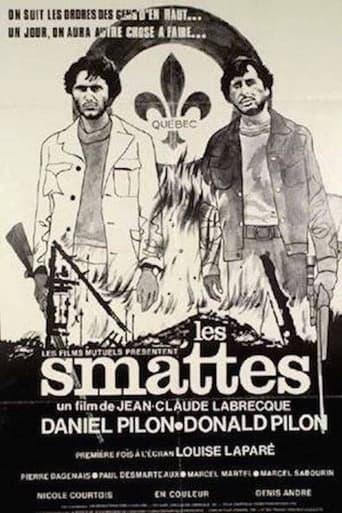 Poster of Les smattes