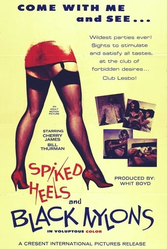 Poster of Spiked Heels and Black Nylons