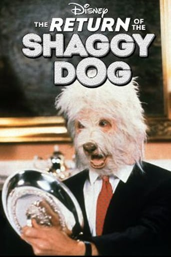 Poster of Return of the Shaggy Dog