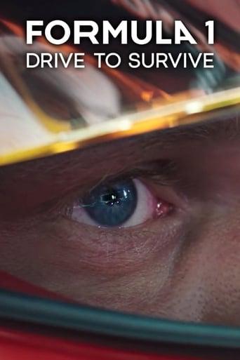 Formula 1 Drive to Survive 1ª Temporada - Poster