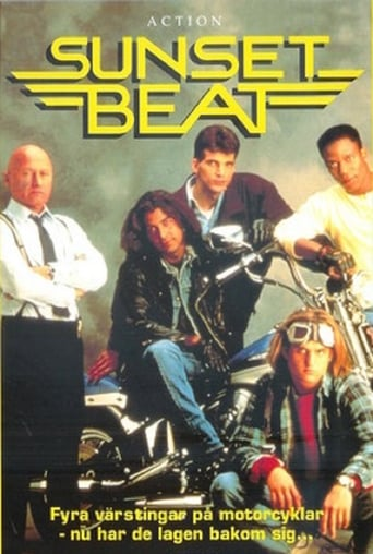Poster of Sunset Beat