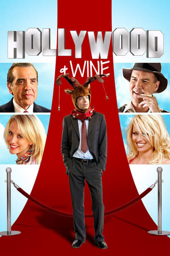 Poster of Hollywood & Wine