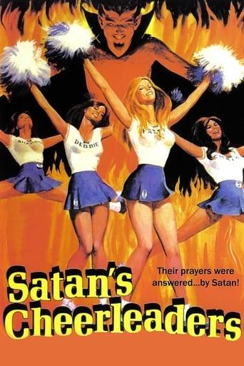 Poster of Satan's Cheerleaders